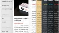 Großes Update für RSS-Reader Unread