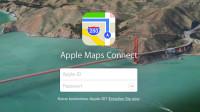 Apples Kartenverwaltung nun auch in Österreich