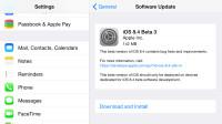 Neue Betas von iOS 8.4 und OS X 10.10.4