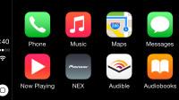 Audible-Hörbücher über CarPlay nutzbar