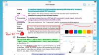 iPad-App PDF Reader Premium gerade kostenlos