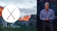 "WWDC: Apple zeigt OS X 10.11 ""El Capitan"""