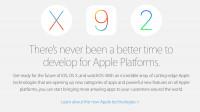 Apple vereinigt Entwicklerprogramme