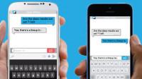 Beam Messenger: Textbotschaften ohne Verzögerung