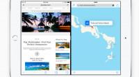 iOS 9: Tastatur für größeres iPad vorbereitet