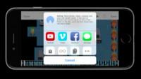 Apples ReplayKit zeichnet iOS-9-Apps und Spiele auf