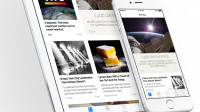 Apples News auf iPhone und iPad