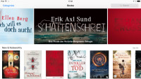 E-Books im Apple Store
