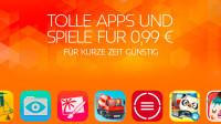 99-Cent-Aktion im App Store: Weitere Apps und Spiele im Angebot