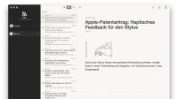 Reeder 3: Erste öffentliche Beta des Mac-Feedreaders