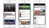 Facebook testet neuen Live-Event-Stream