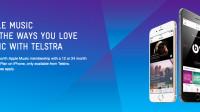 Australien: Apple Music vom Mobilfunkanbieter