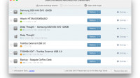 Mac-Datenretter Disk Drill Media Recovery stark reduziert