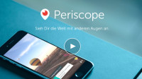 Live-Video-App Periscope kommt angeblich auf Apple TV