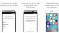 """Apple veröffentlicht """"Move to iOS""""-App im Google Play Store"""