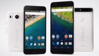 LG Nexus 5X und Huawei Nexus 6P