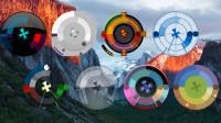 Systemstatusanzeige iPulse für El Capitan angepasst