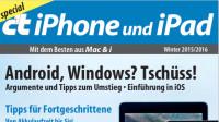 c't special iPhone und iPad vorab im Heise-Shop
