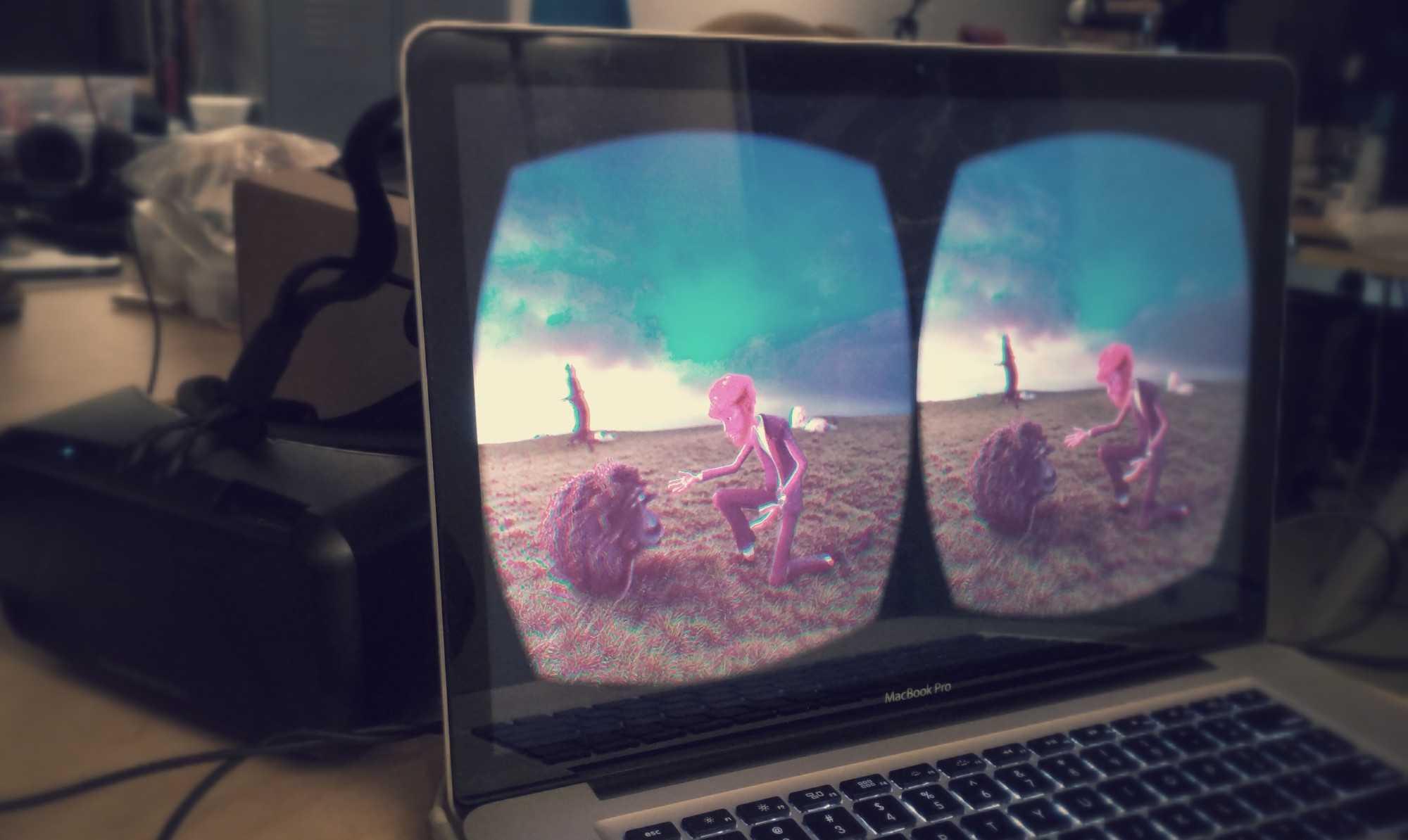 Blender 2.78: Von VR bis 2D-Cartoons