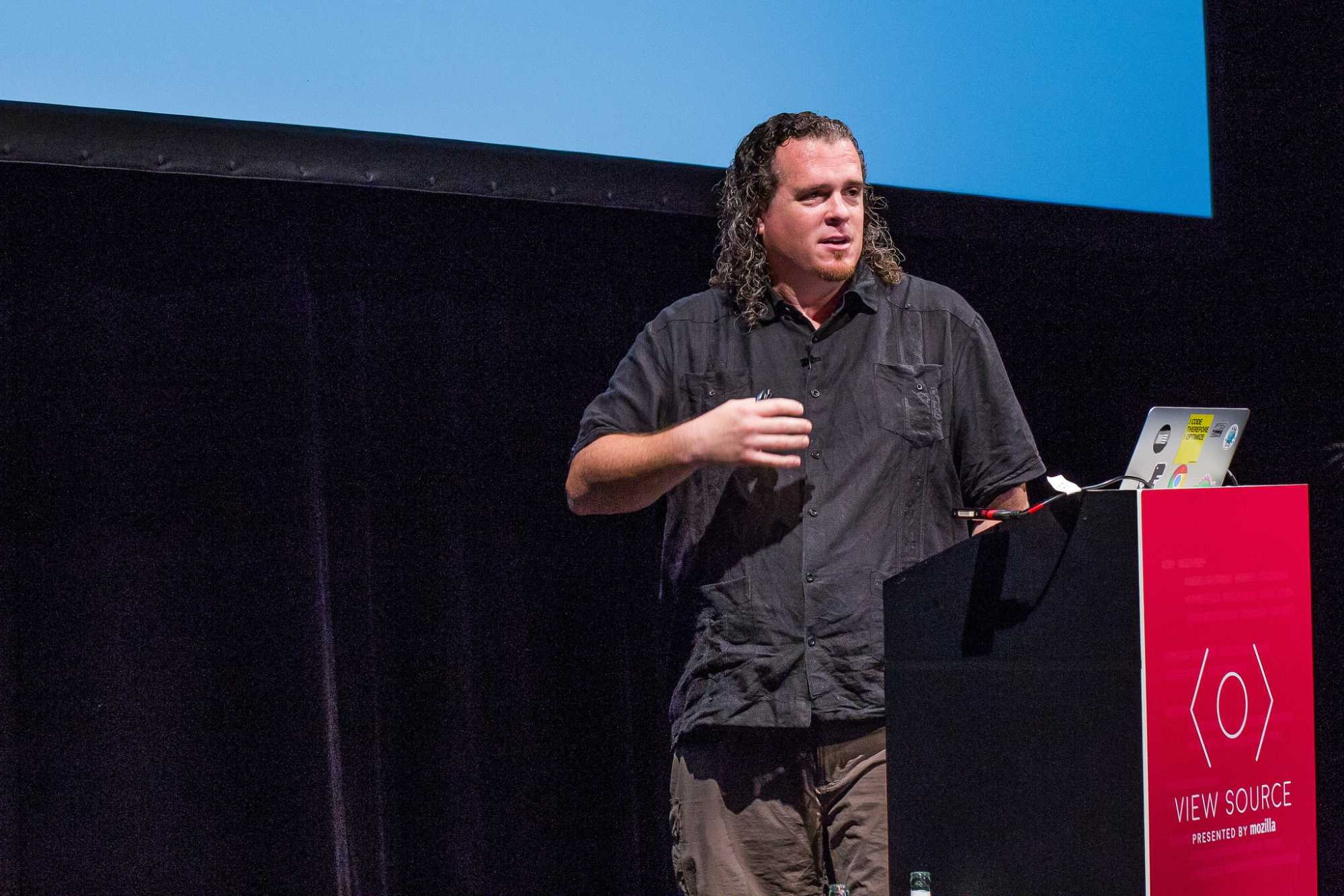 """Chris Wilson, Entwickler des Internet Explorer und aktuell """"Developer Advocate"""" bei Google"""