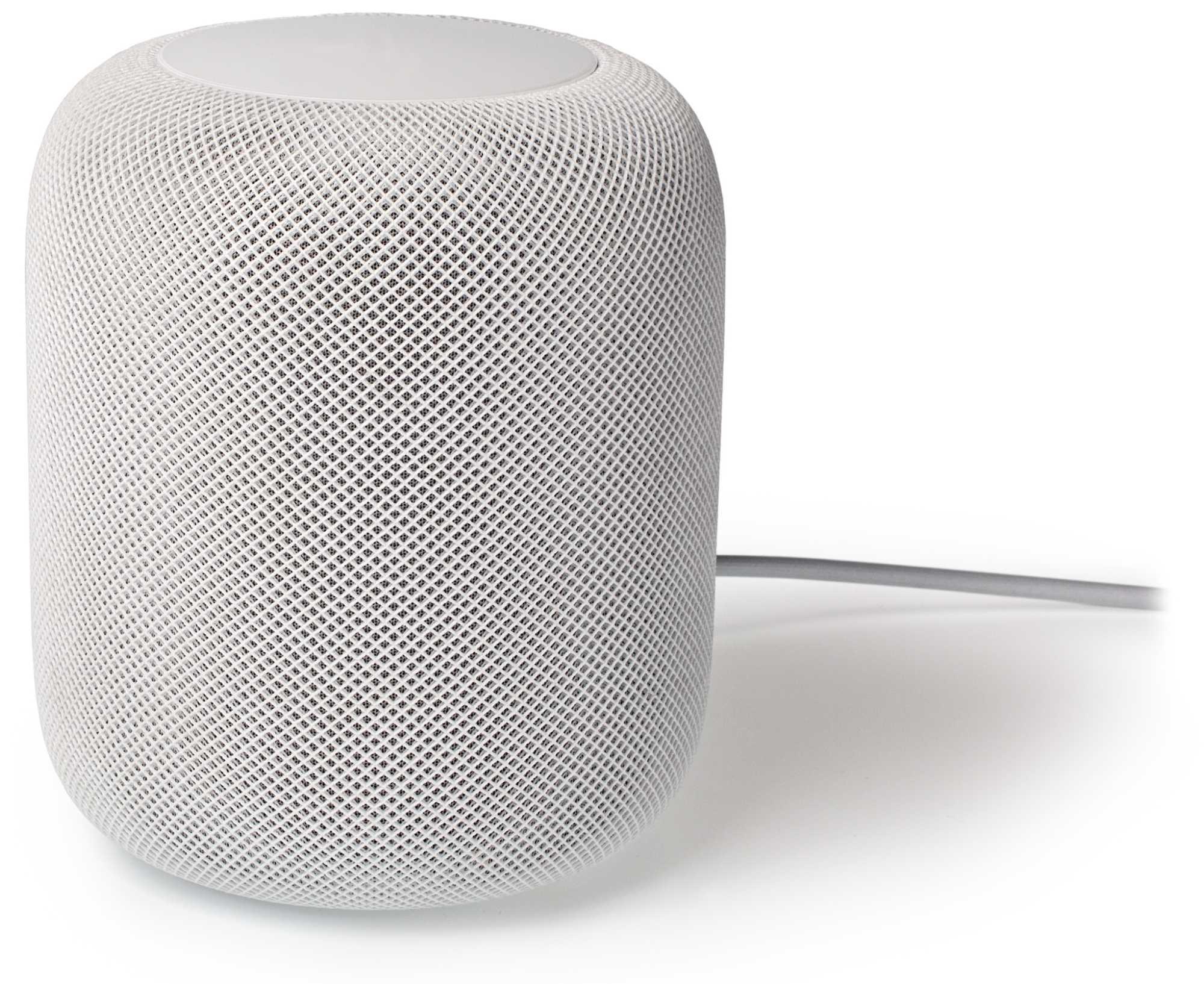 Apple brachte erst im Februar 2018 Siri auf den Smart-Speaker HomePod in Deutschland heraus.