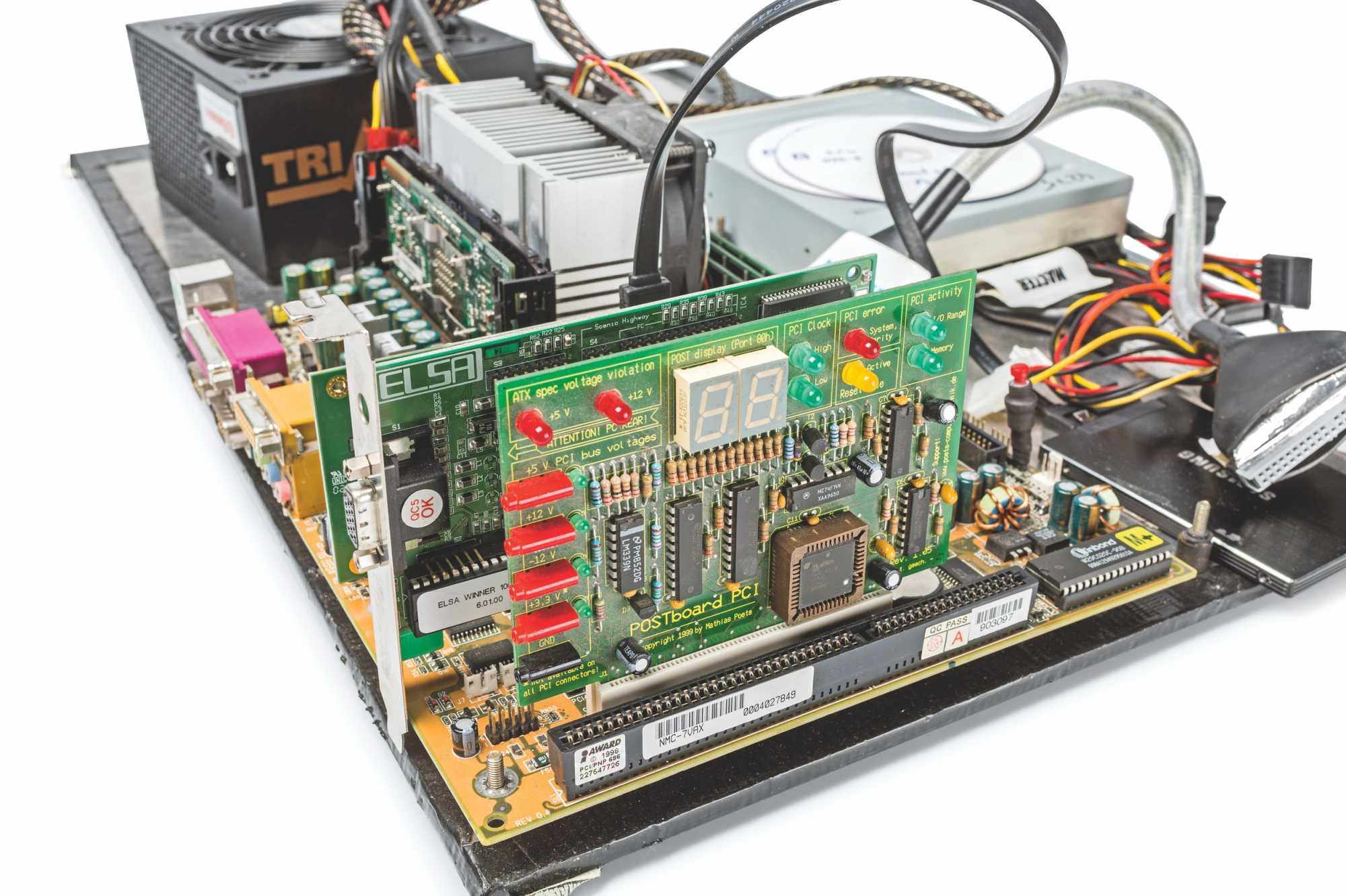 AMD Athlon 500 übertakten
