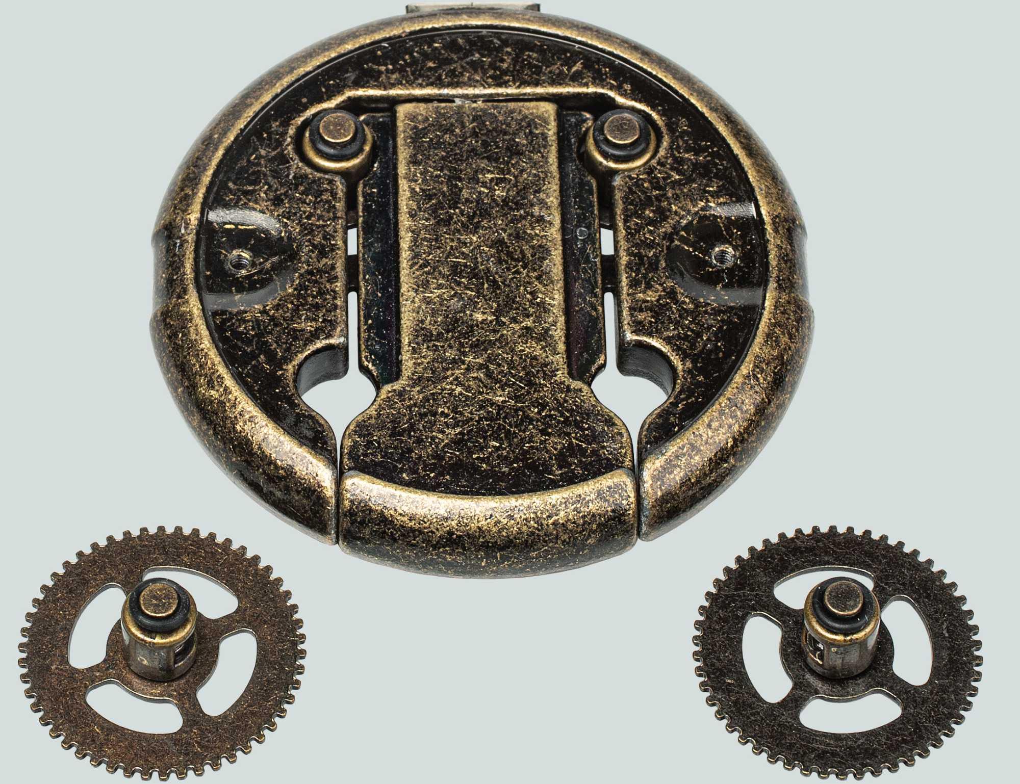 USB-Sticks im Steampunk-Design