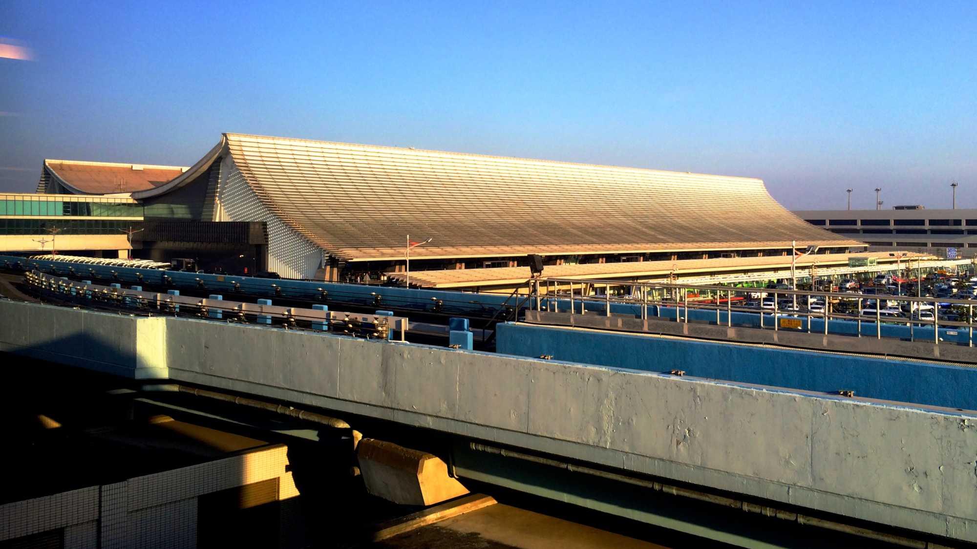 Auch am Flughafen Taiwan Taoyuan gibt es in Zeiten von Corona viele Flug-Stornos.