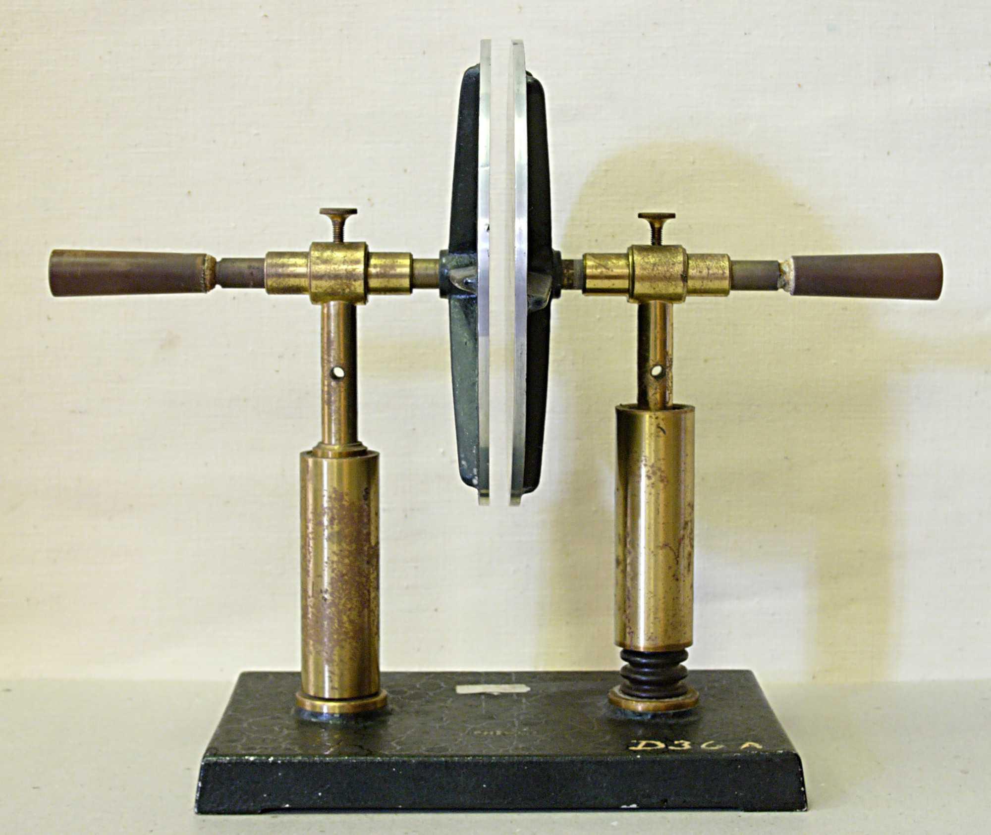 Ein älteres Modell eines Kondensators