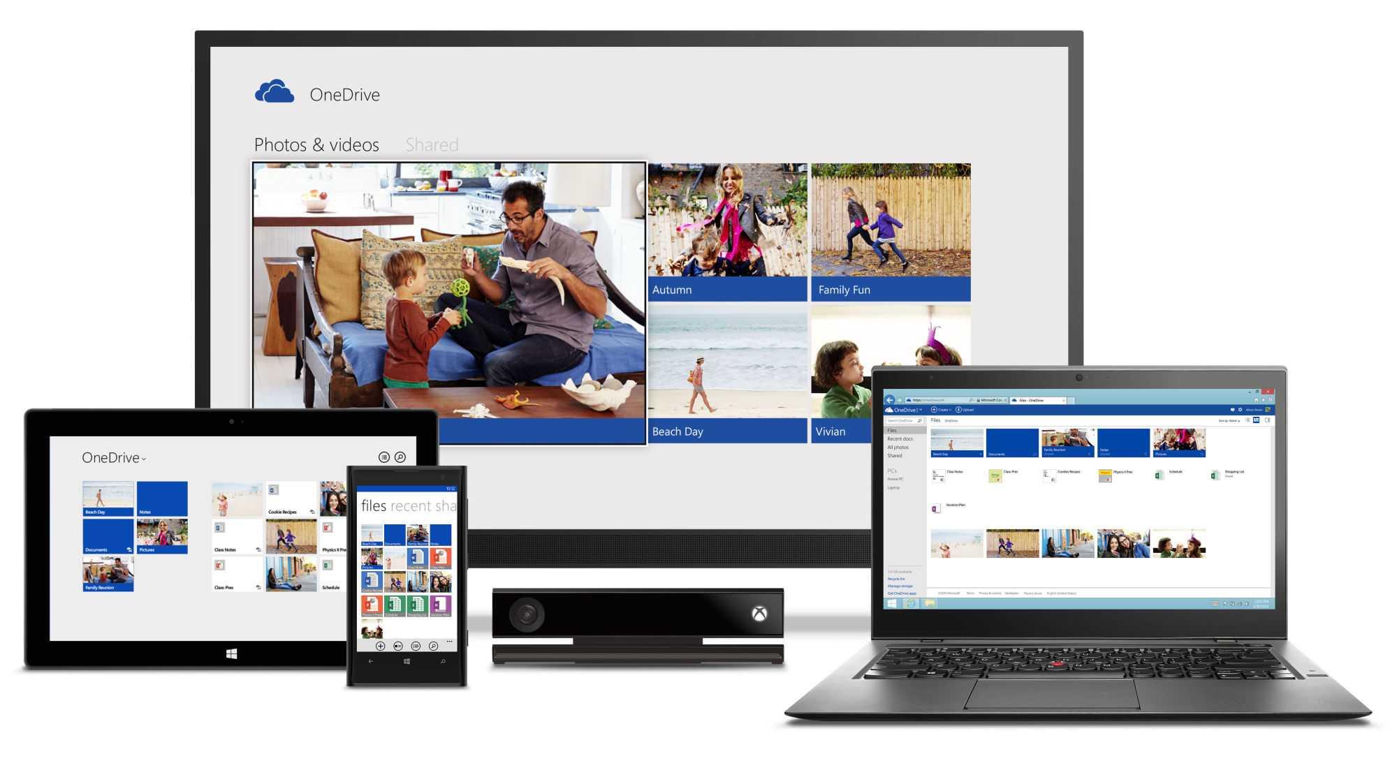 Microsoft möchte mit OneDrive auf alle Geräte und die Führung im Cloud-Geschäft übernehmen