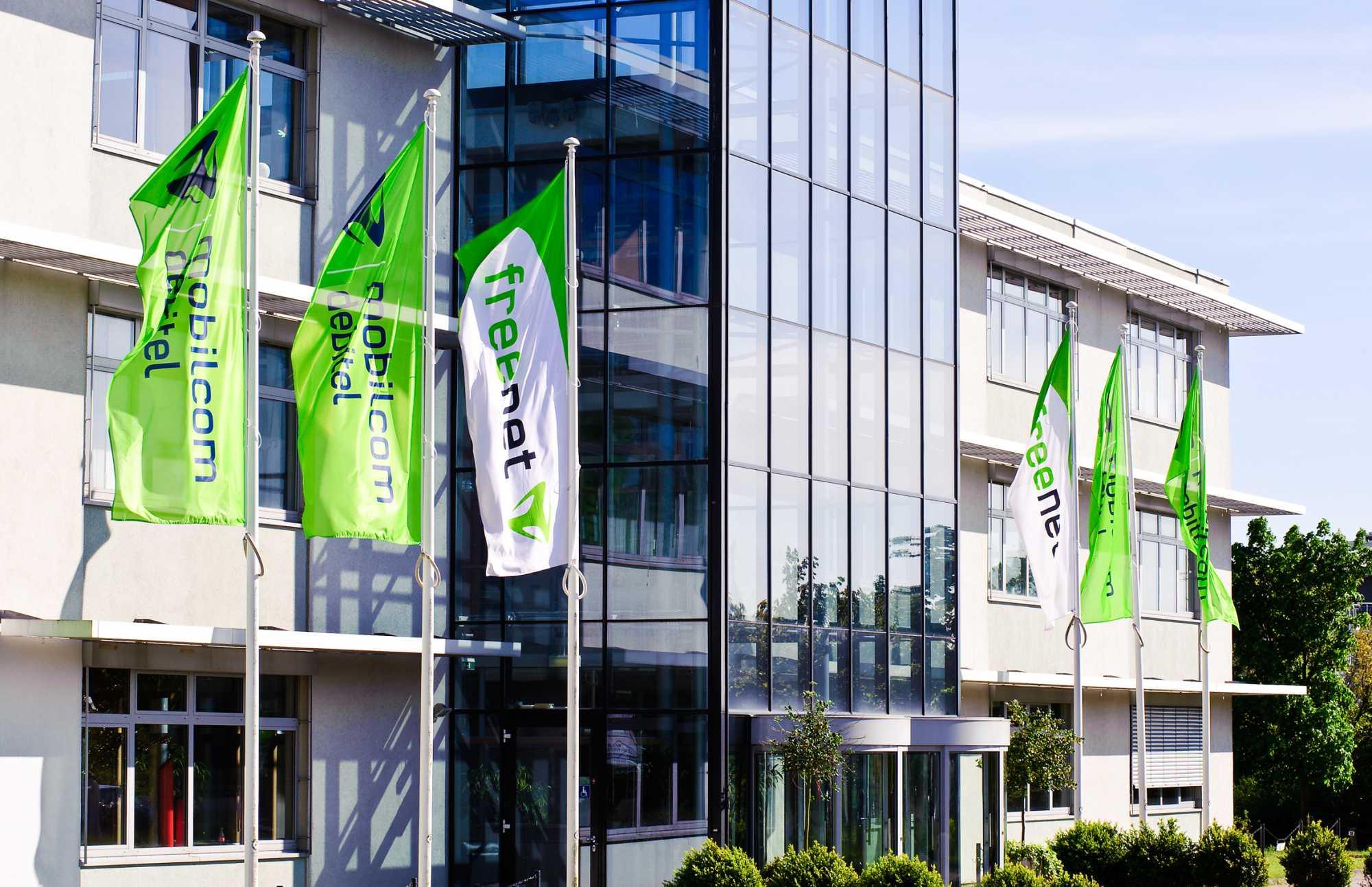 Freenet-Zenrale in Büdelsdorf