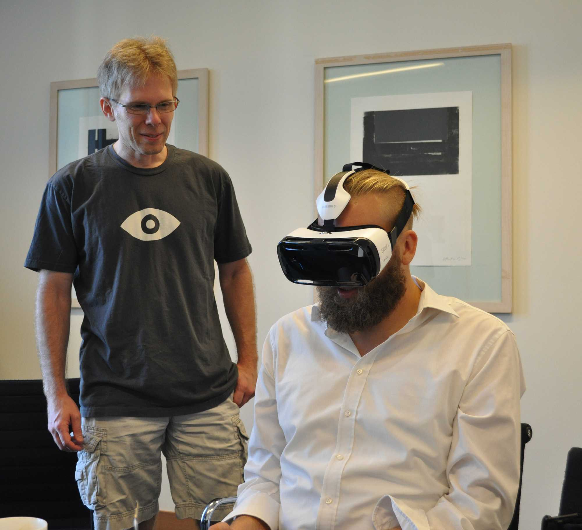 Hands-on VR Gear: John Carmack geht ins Detail