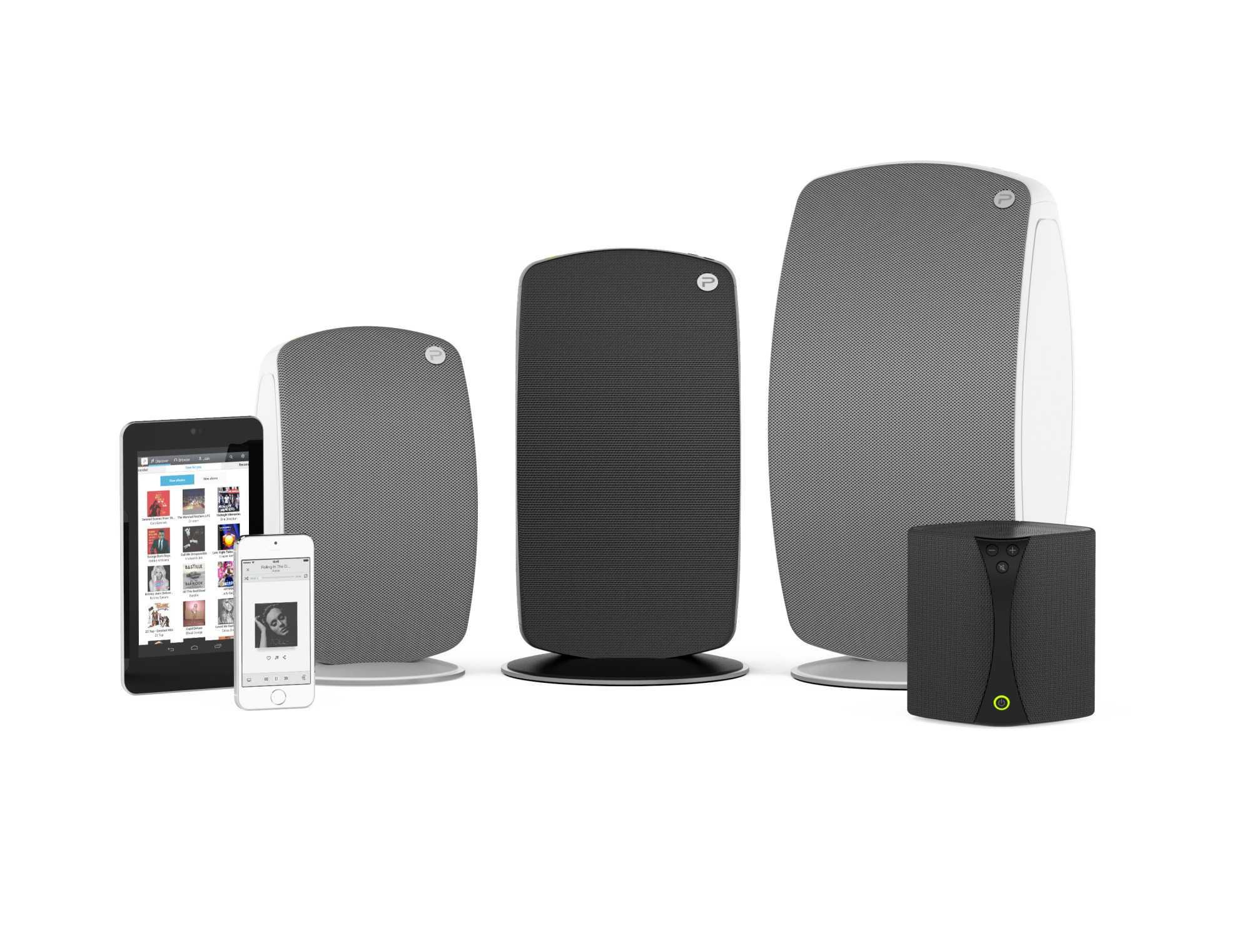 Pure hat seine Jongo-Serie optisch leicht aufgepeppt und will mit neuer Firmware für besseren Sound sorgen. Unter der Haube bleibt alles gleich.
