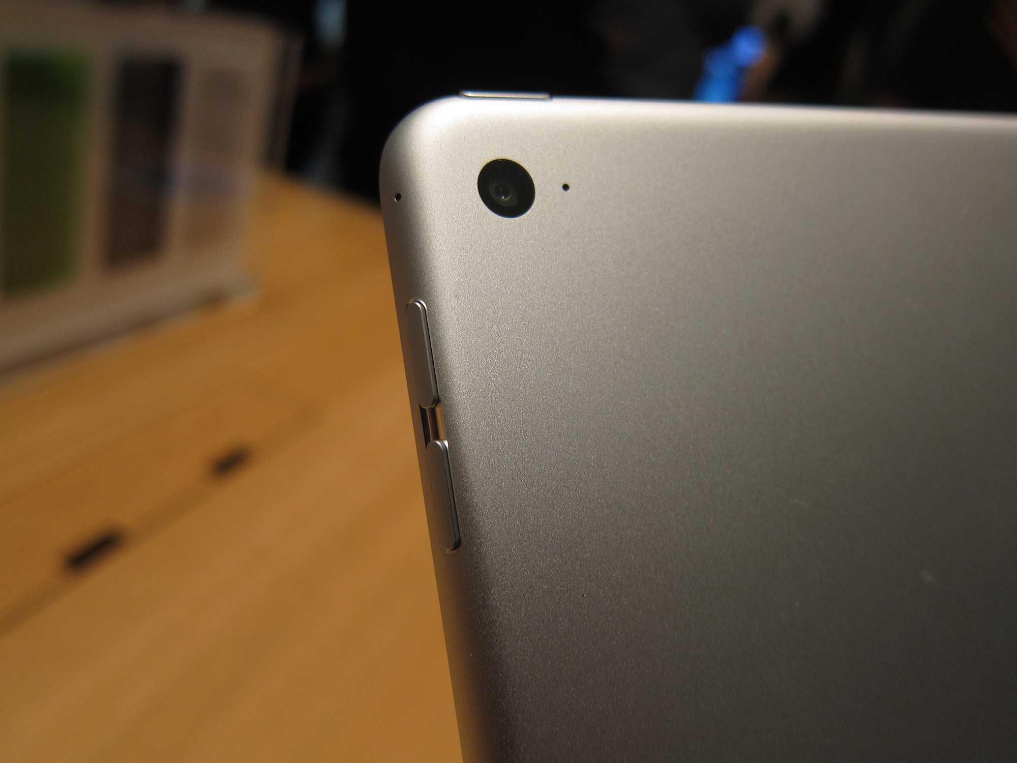 Am iPad Air 2 müssen Nutzer auf den Stummschalter verzichten