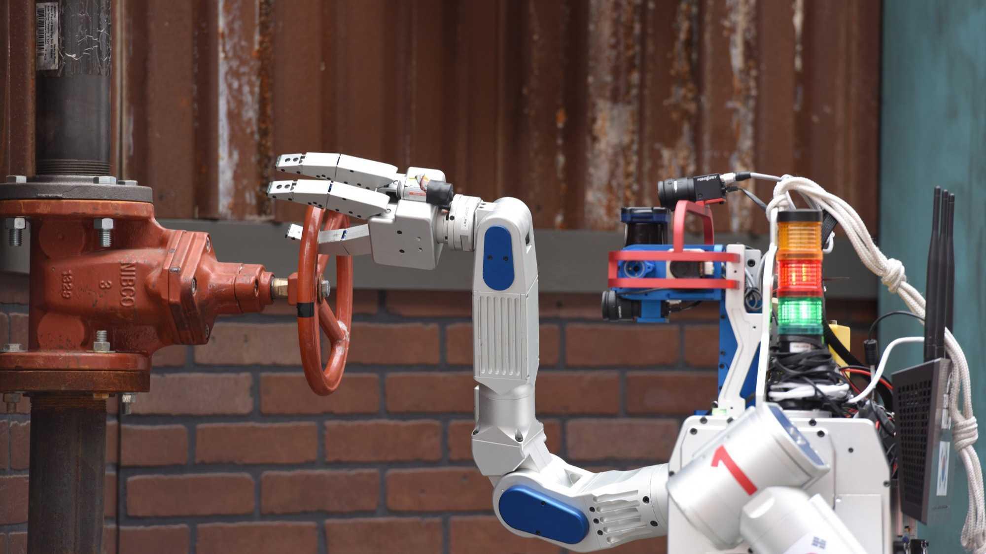 Südkoreanischer Roboter gewinnt DARPA-Wettbewerb