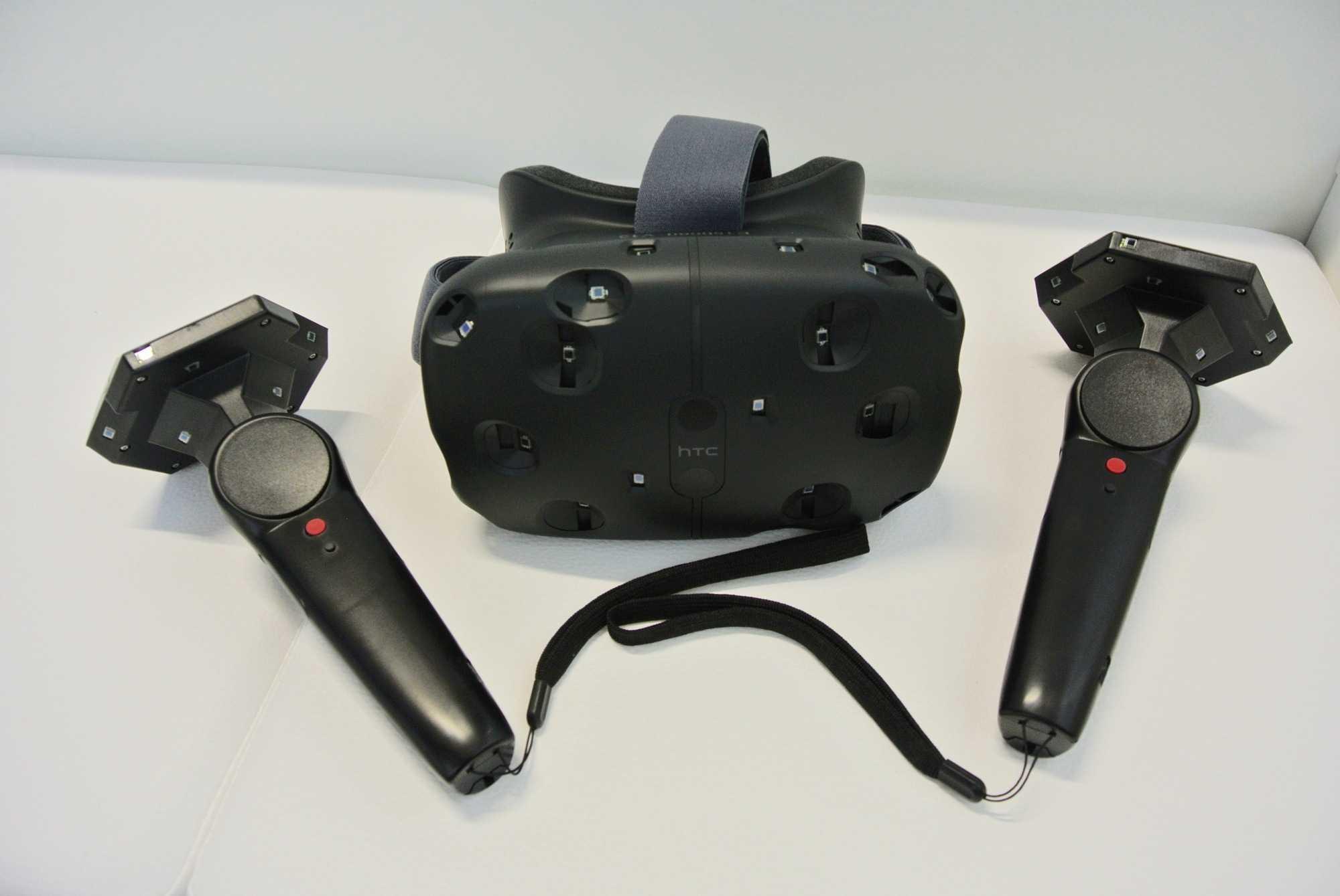 Das Vive-System von HTC/Valve kommt einem Holodeck am nächsten, hat dafür jedoch auch den größten Platzbedarf.