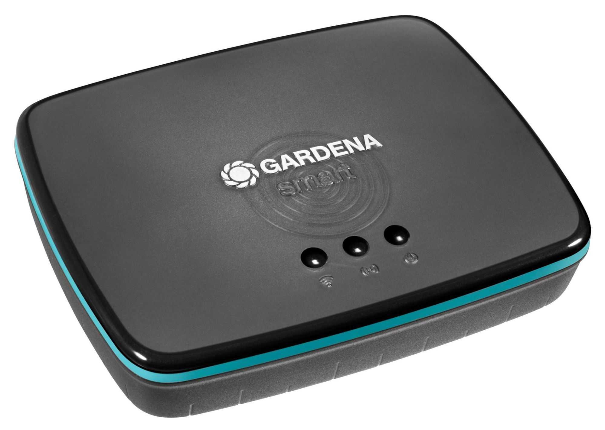 Die Verbindung zwischen dem Gateway und den Komponenten läuft über 868-MHz-Funk, die Reichweite beträgt laut Hersteller mindestens 100 Meter.