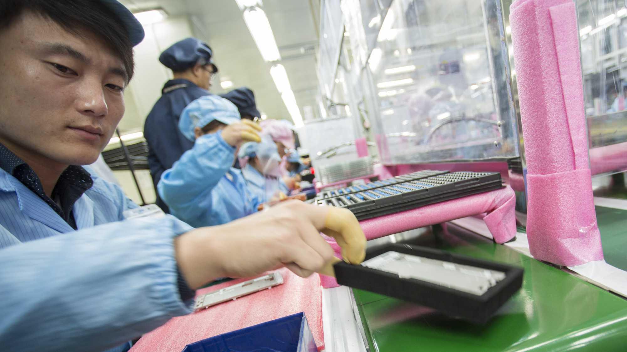 Fairphone-Produktion in China: Mehr Fairness am Fließband