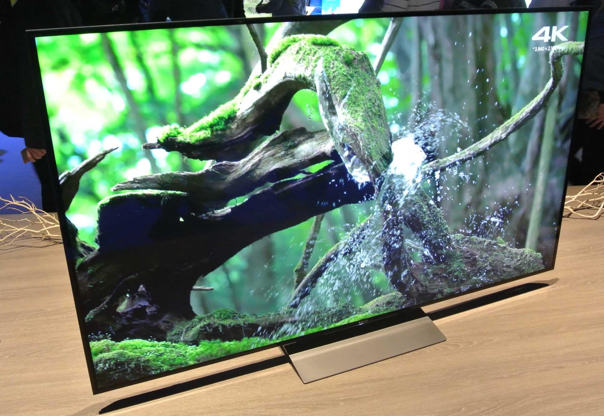 Die TVs der XD93-Serie gibt es in Größen ab 1,4 Metern und mit Android TV.