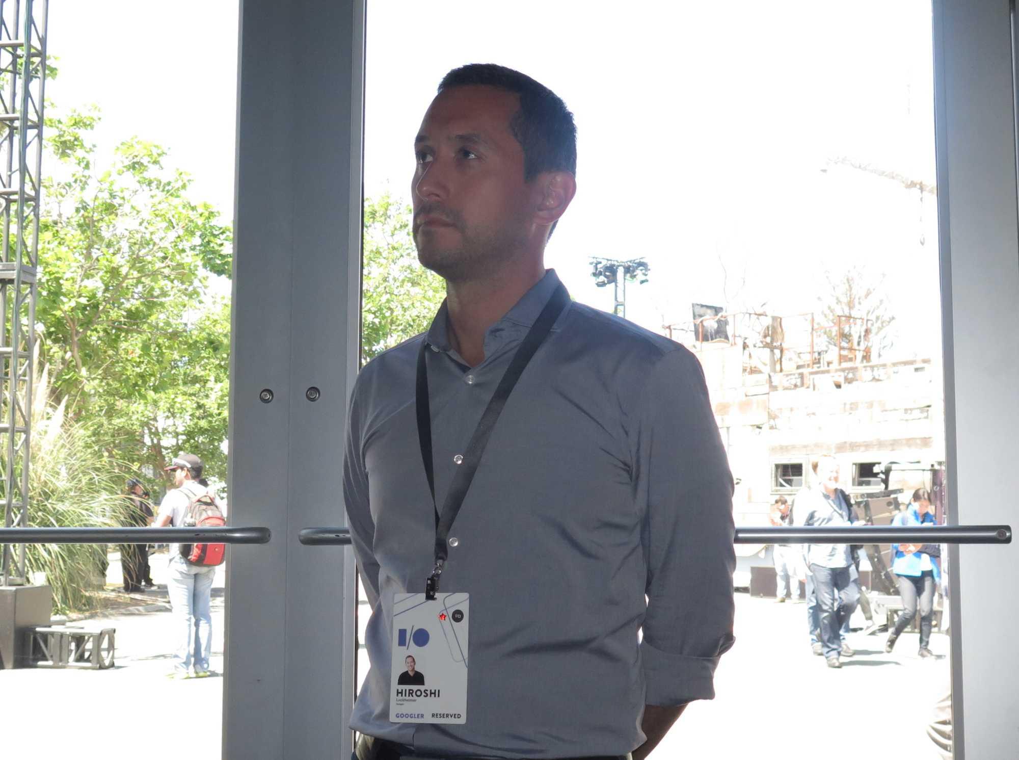 Hiroshi Lockheimer