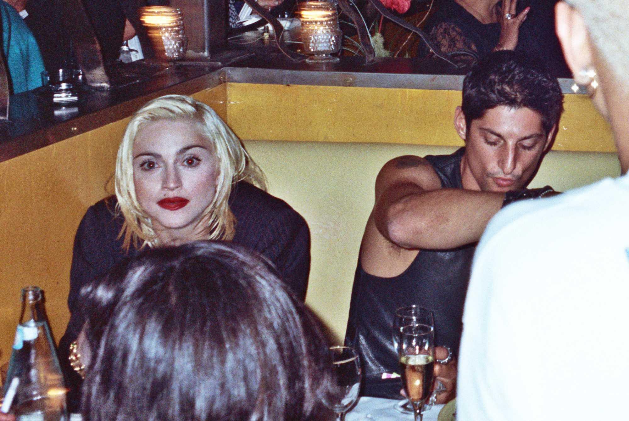 Madonna und Tony Ward
