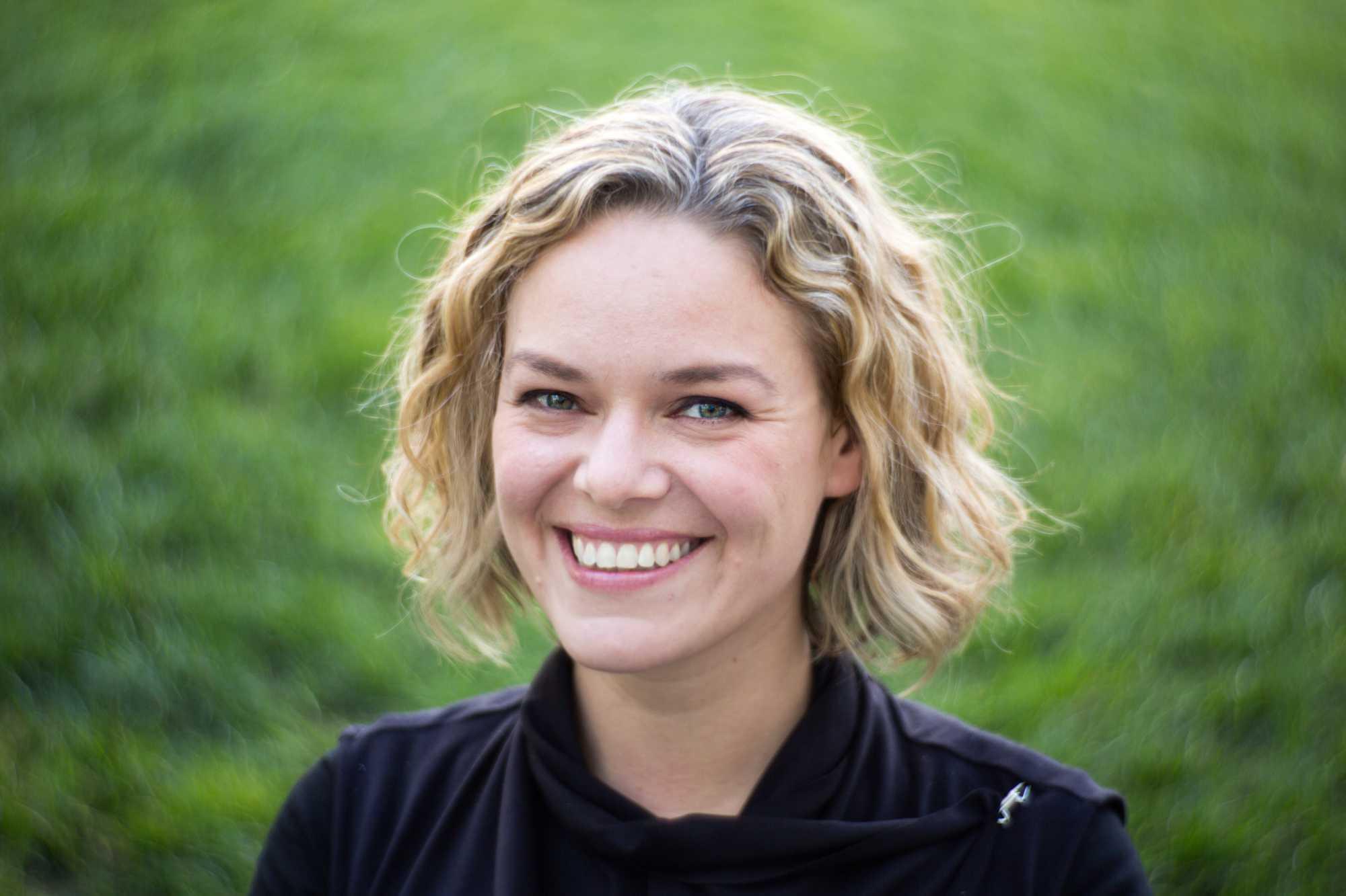 Katherine Maher, neue Chefin der Wikimedia Foundation
