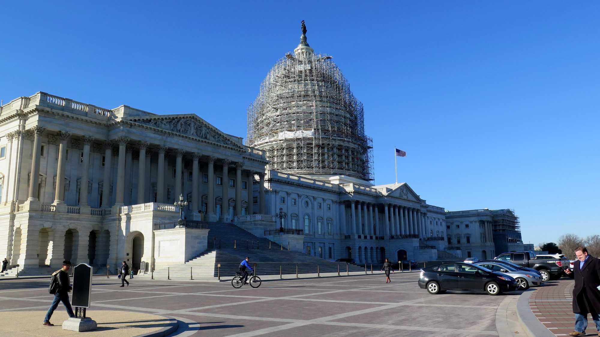 Gebäude des US-Parlaments