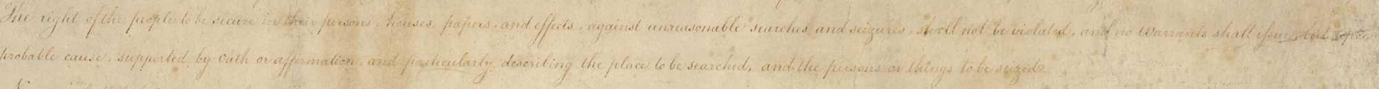 Schreibschrift auf altem Papier