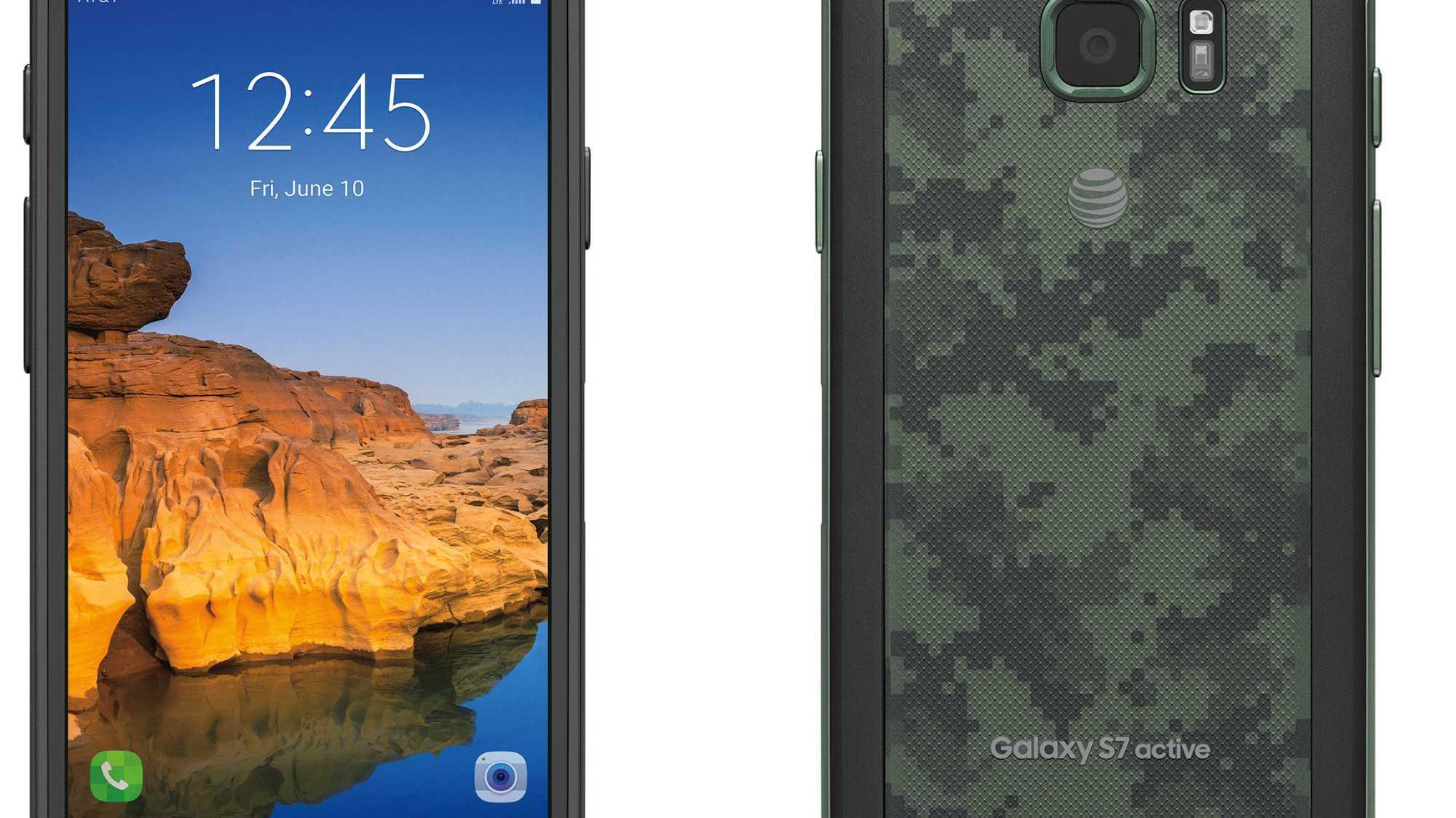 Samsung gesteht Fertigungsprobleme beim Galaxy S7 Active ein