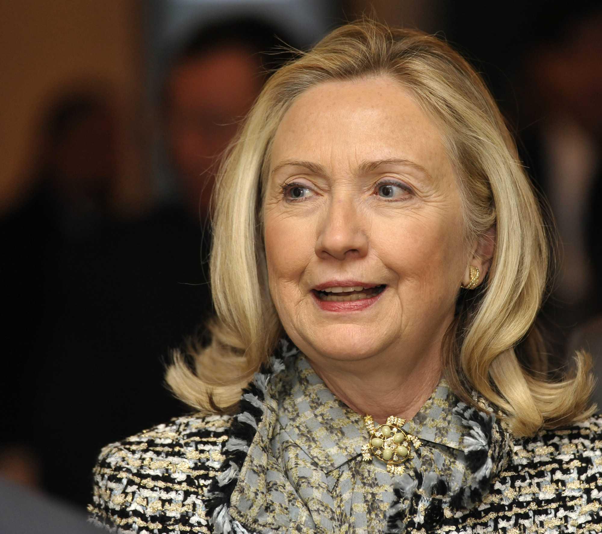 Hillary Rodham Clinton (Archivbild)