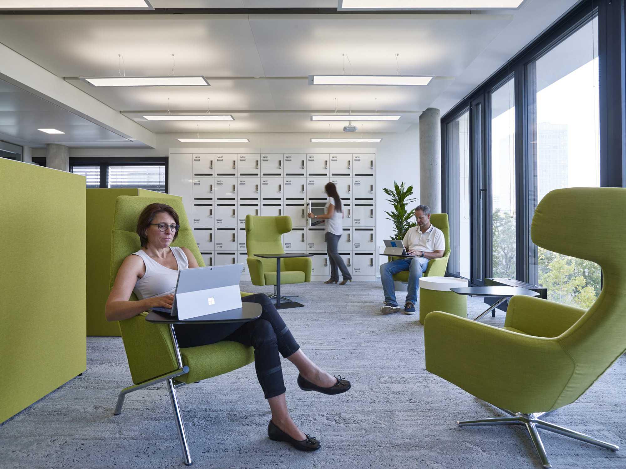 Der Think Workspace