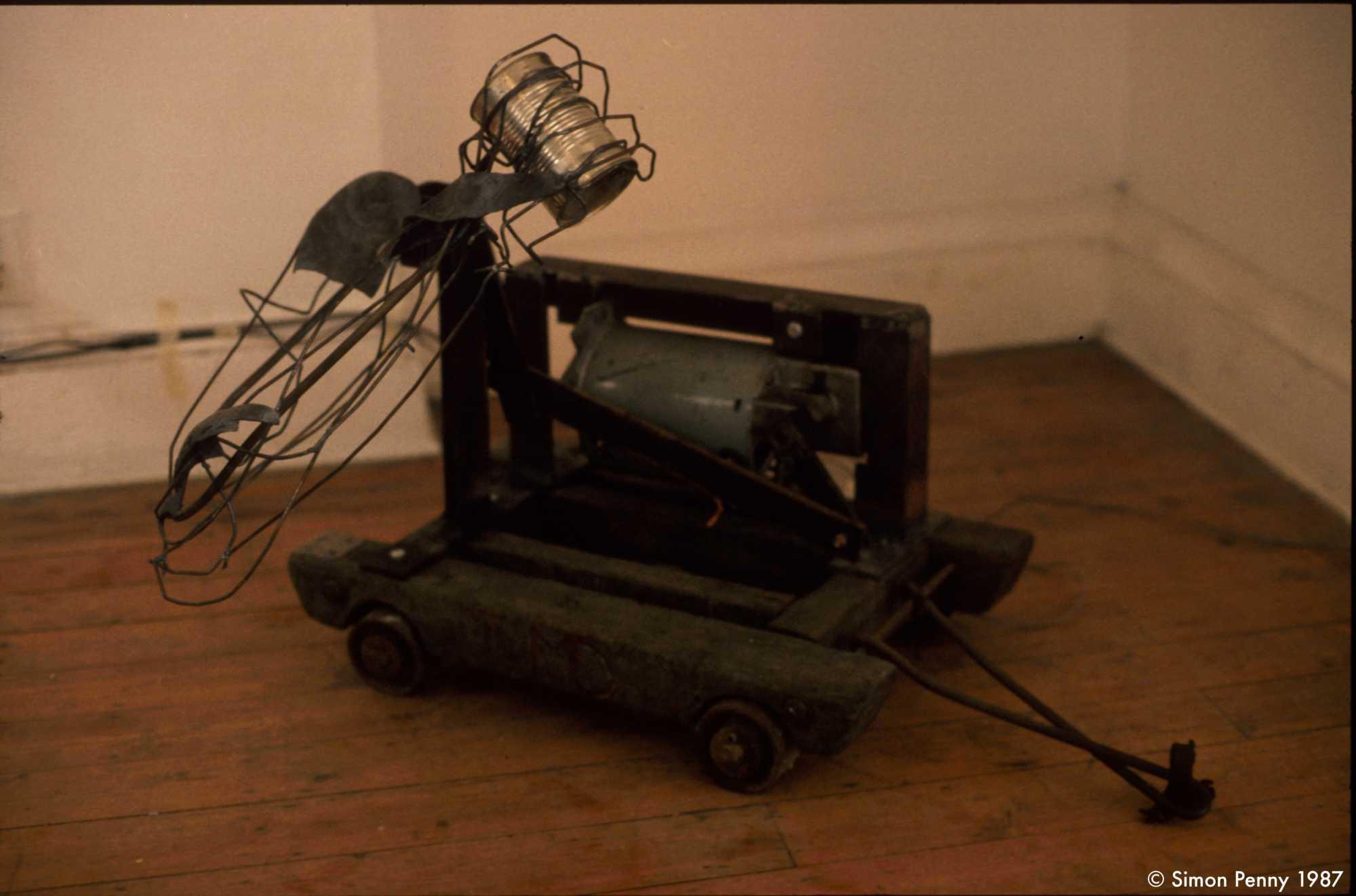 """Stupid Robot"", 1986"