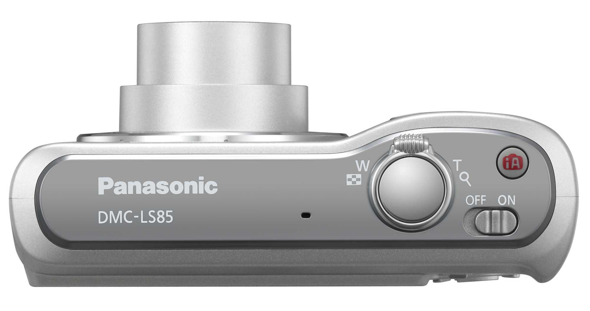 Die Einsteigerkamera LS85.