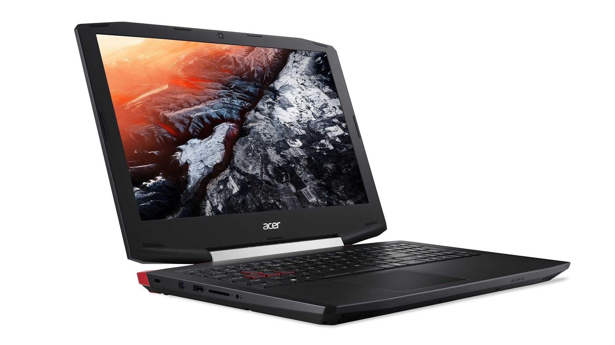 Acer Aspire VX und GX: Günstig zocken mit Kaby Lake